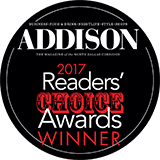 Addison Magazine 2017 Readers Choice Awards